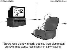 stocks rose